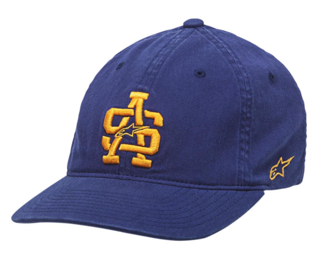 06f627155b1 Alpinestars Hat Grandstand Navy L xl 10168101570LXL 25012429