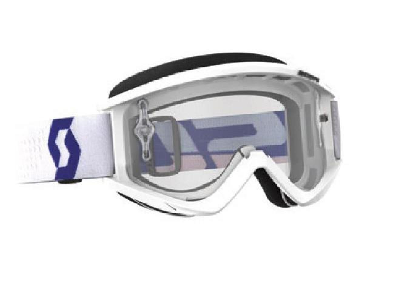 75d3af3facd Scott usa white with clear lens recoil xi goggles ebay jpg 1339x1001 Scott  usa goggles