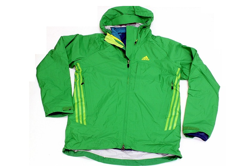 Details about Adidas Terrex Swift 3In-1 Climaproof Prime Green/Still Green  Storm Jacket(Large)