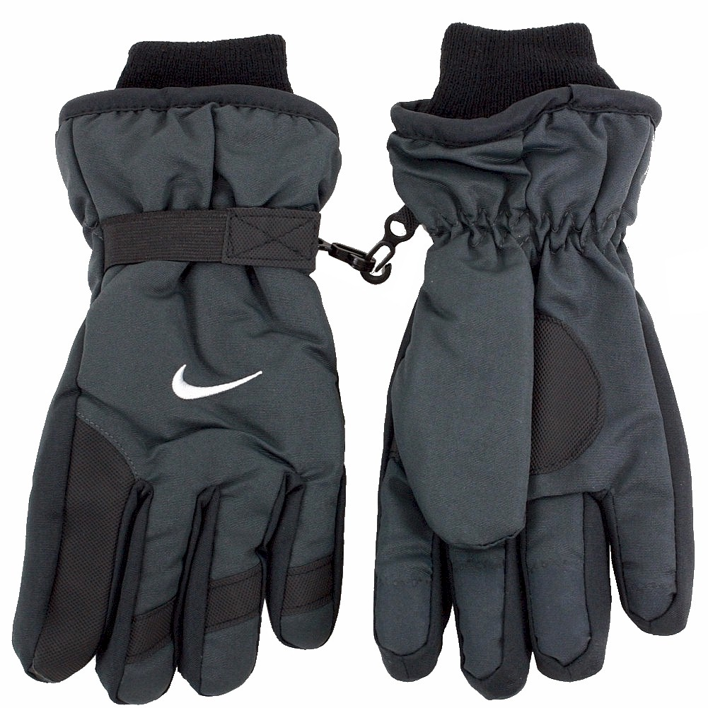 Nike Winter Gloves: Nike Boy's Winter Snow Insulated Gloves