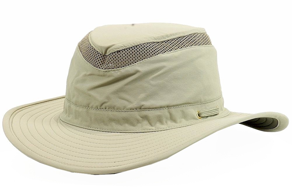 be973a4143c Henschel Men s 10 Point Mesh Dimensional Brim Tan Safari Hat Sz. M ...