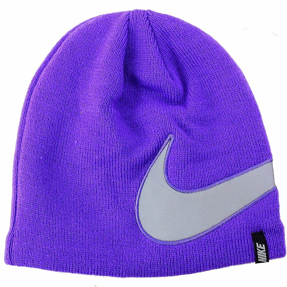 Nike Winter Gloves: Nike 2-Piece Youth Knit Winter Beanie Hat & Glove Set