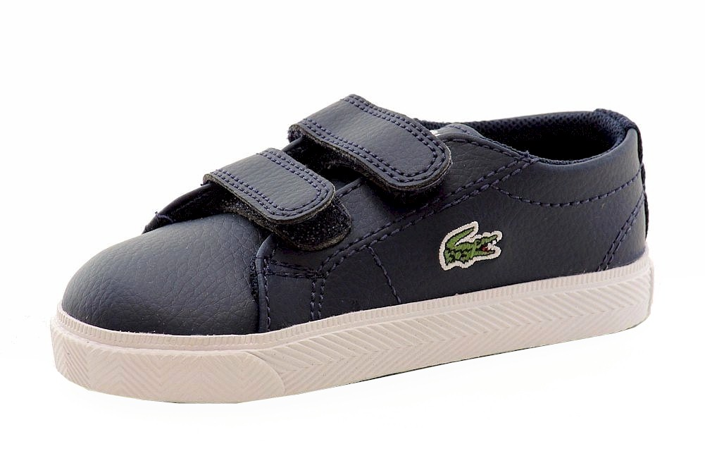 3430568a Details about Lacoste Toddler Boy's Marcel LCR Fashion Dark Blue Sneakers  Shoes