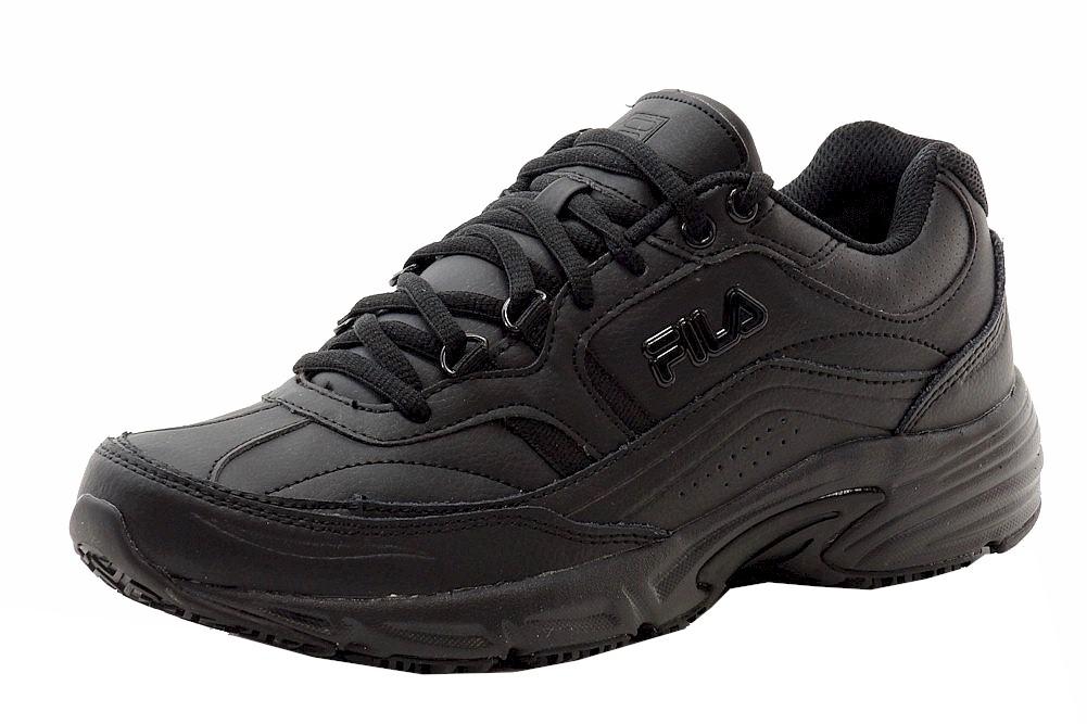 92ef292550 Details about Fila Men's Memory Workshift Non Skid Slip Resistant Training  Sneakers Shoes
