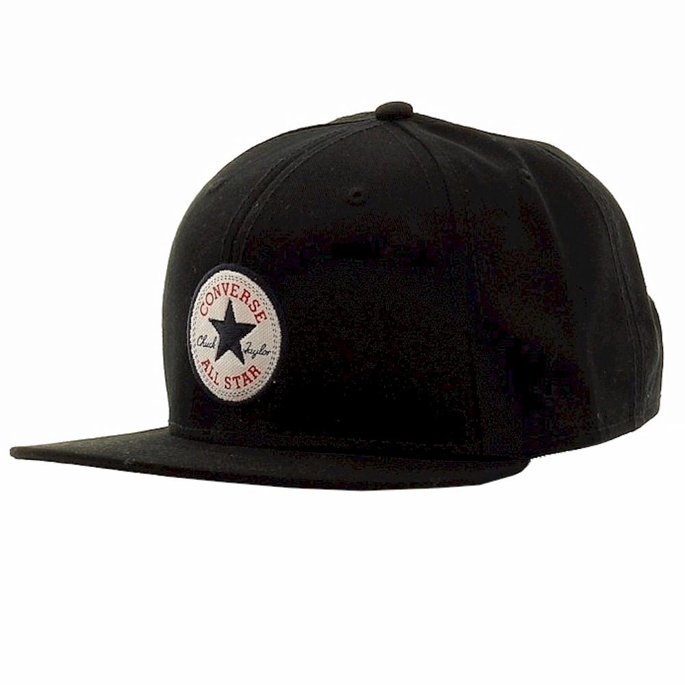 Converse All Star Chuck Taylor Adjustable Snap Back Baseball Hat ... 7c257273e40