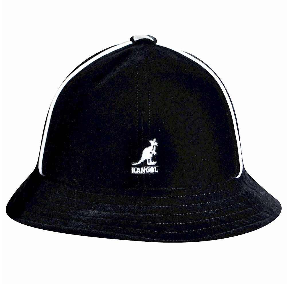 d3ce8b17e0b Kangol Men s Track Casual Velour Cap Bucket Hat
