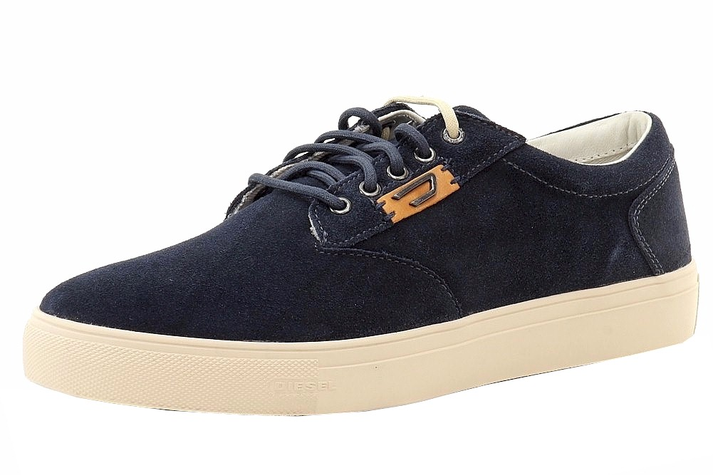 Diesel Men's E-Laarcken Low Suede Sneakers Shoes | eBay