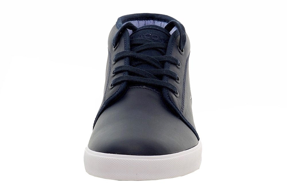 Lacoste-Men-039-s-Ampthill-116-2-Chukka-Sneakers-Shoes thumbnail 12