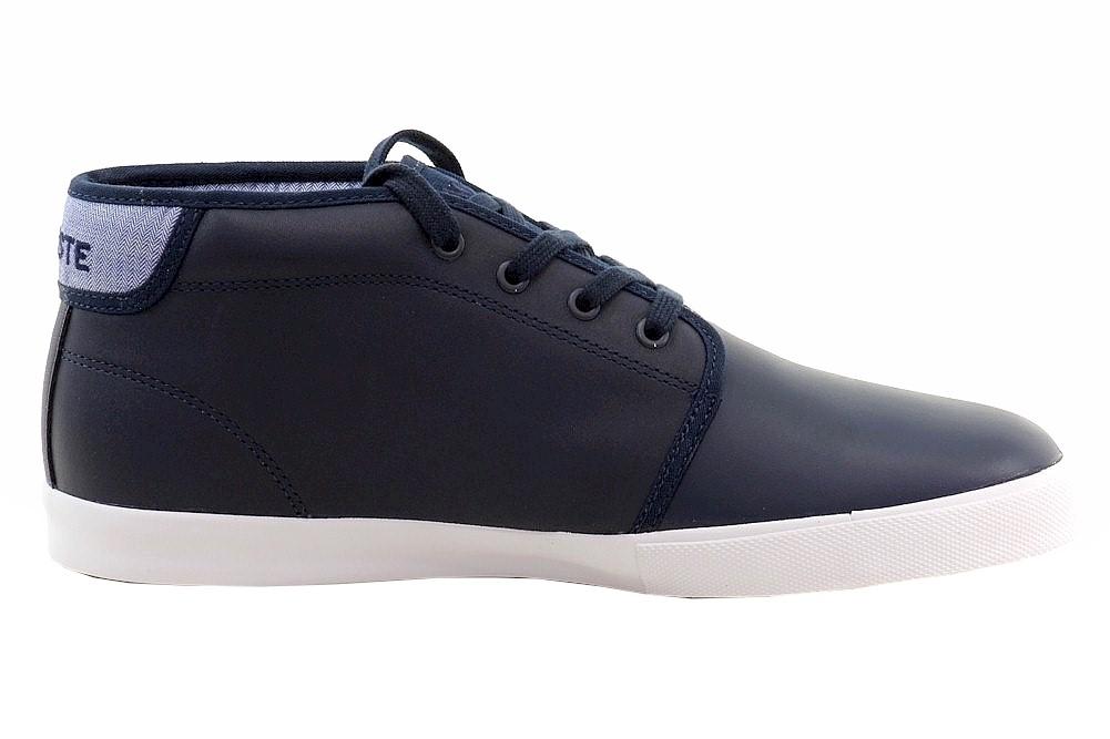 Lacoste-Men-039-s-Ampthill-116-2-Chukka-Sneakers-Shoes thumbnail 13