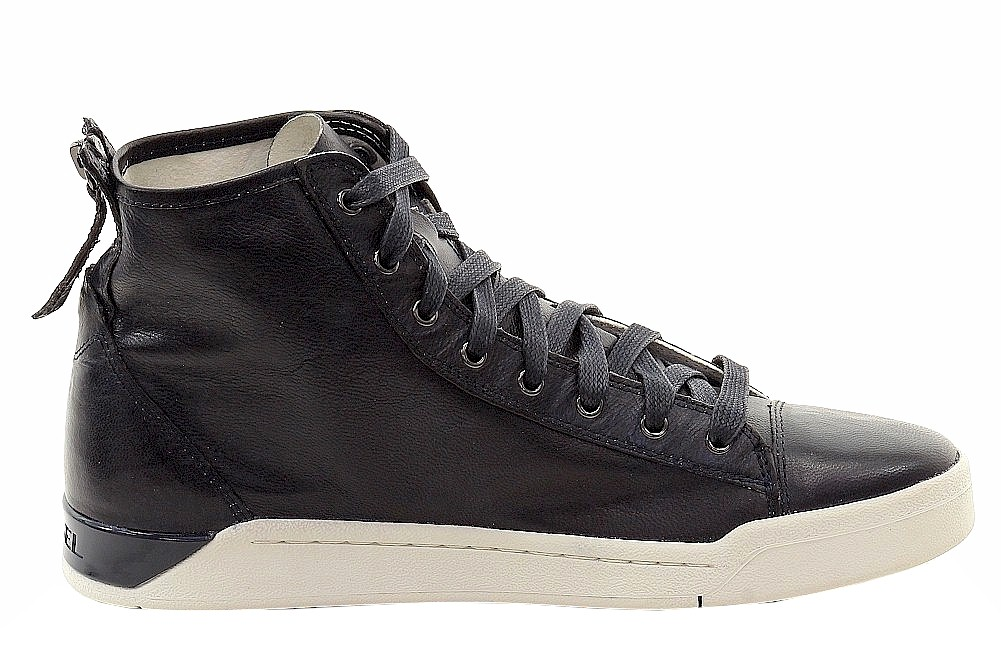 Diesel Men's Diamond Fashion High-Top Sneakers Shoes | eBay