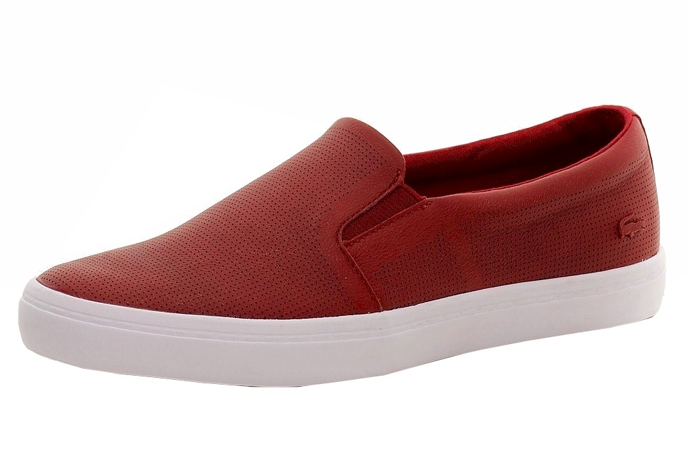 Lacoste Gazon Slip ON women's Slip-ons (Shoes) in Buy Cheap Limited Edition I9FaX