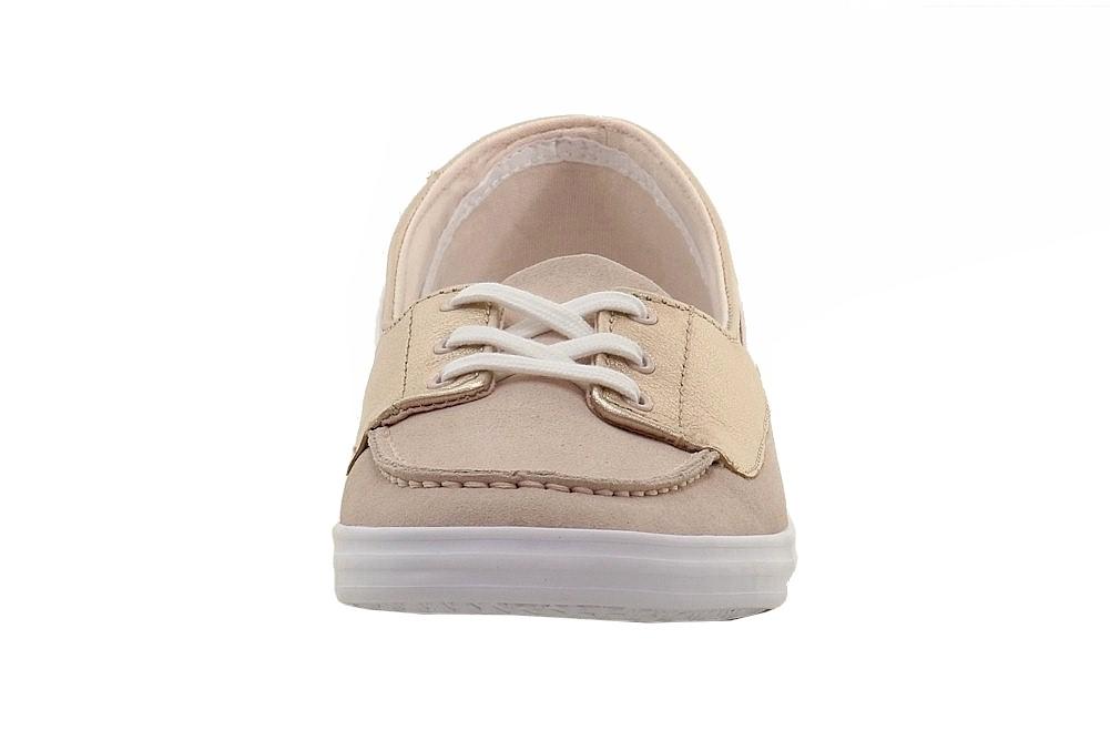 8e90c58cf08b Lacoste Women s Ziane Deck 116 1 Slip-On Boat Shoes