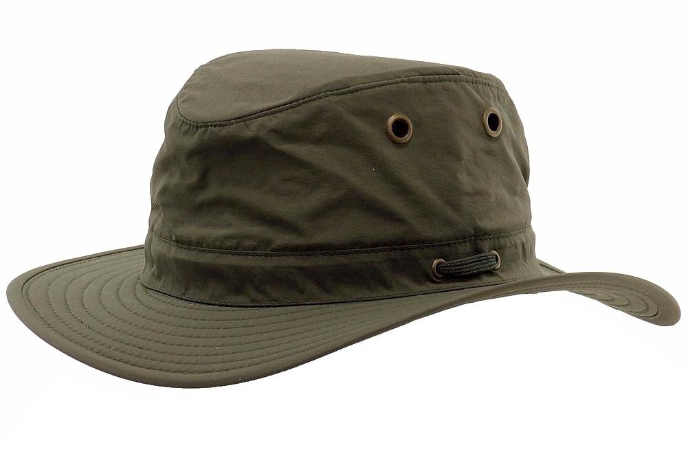 a932a1eedc1 Henschel Men s Packable 10-Point Safari Hat