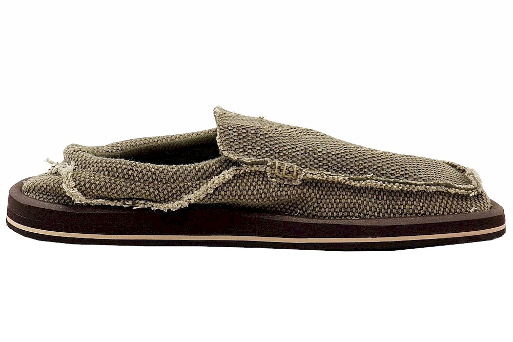 Hombre Chiba TX Slip-On, Marr¨®n / Natural, 12 M US