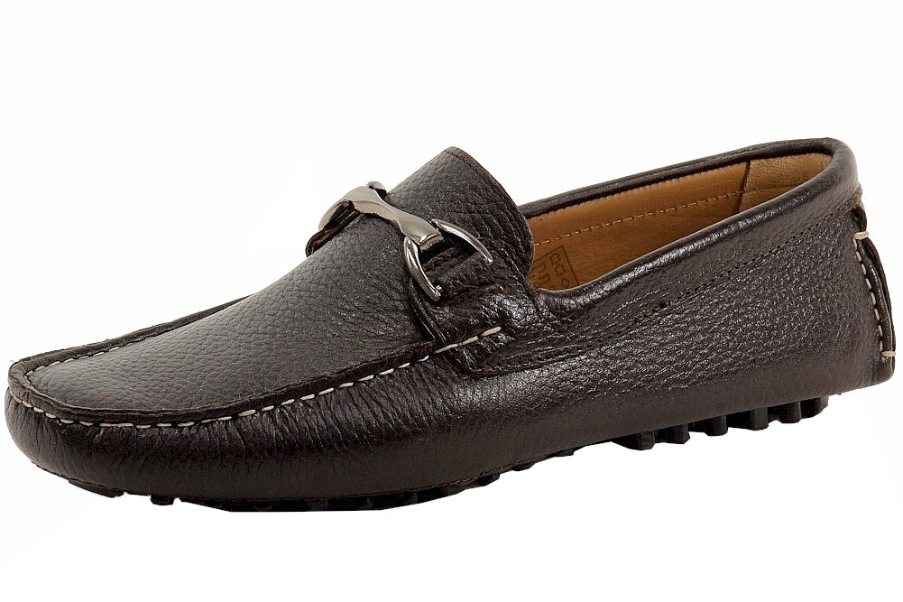 Tonik Slip-On Brown Loafers Shoes