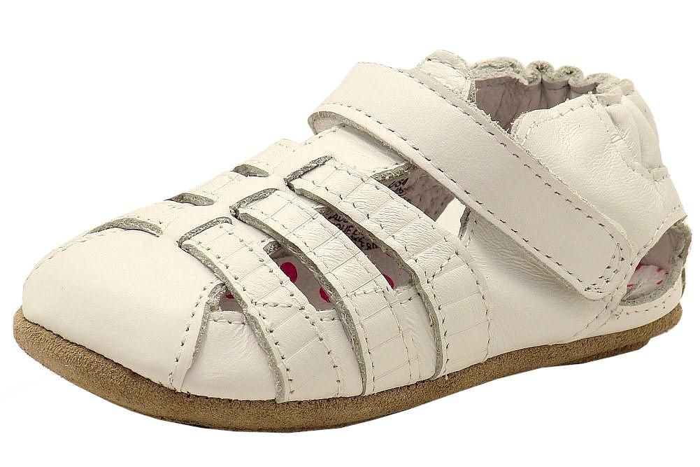 Zapatos beige Robeez para bebé HigJj
