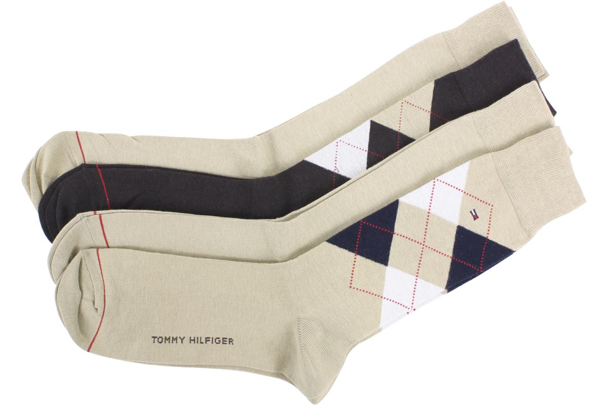 Tommy Hilfiger Classic Calcetines Para Hombre Pack de 2