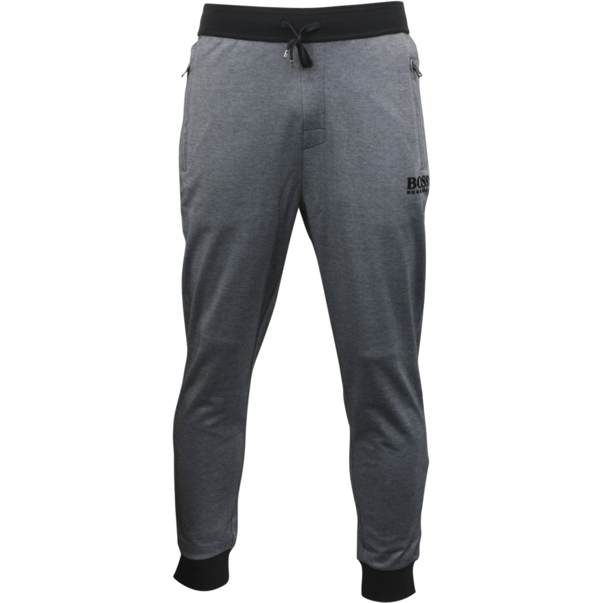 e6591674 Details about Hugo Boss Men's Long Black Contrast Cuffs Drawstring Lounge  Sweatpants Sz: XL