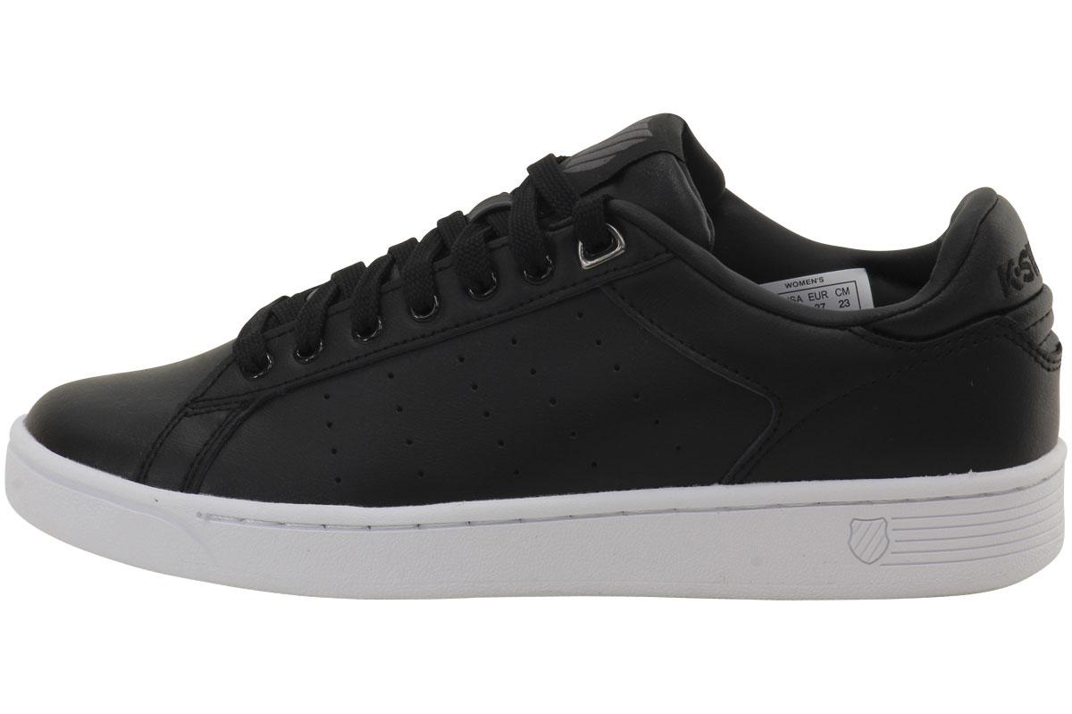 3096c5cbfd9 K-Swiss Women's Clean Court CMF Memory Foam Sneakers Shoes | eBay