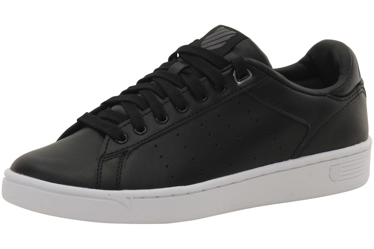 K Swiss Women S Clean Court Cmf Memory Foam Sneakers Shoes Ebay