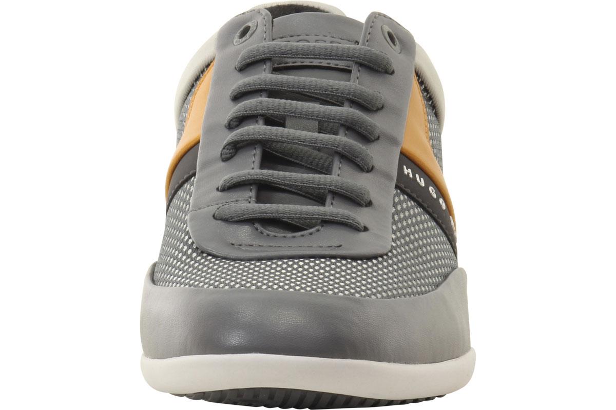 Hugo-Boss-Men-039-s-Space-Mesh-Sneakers-Shoes thumbnail 9