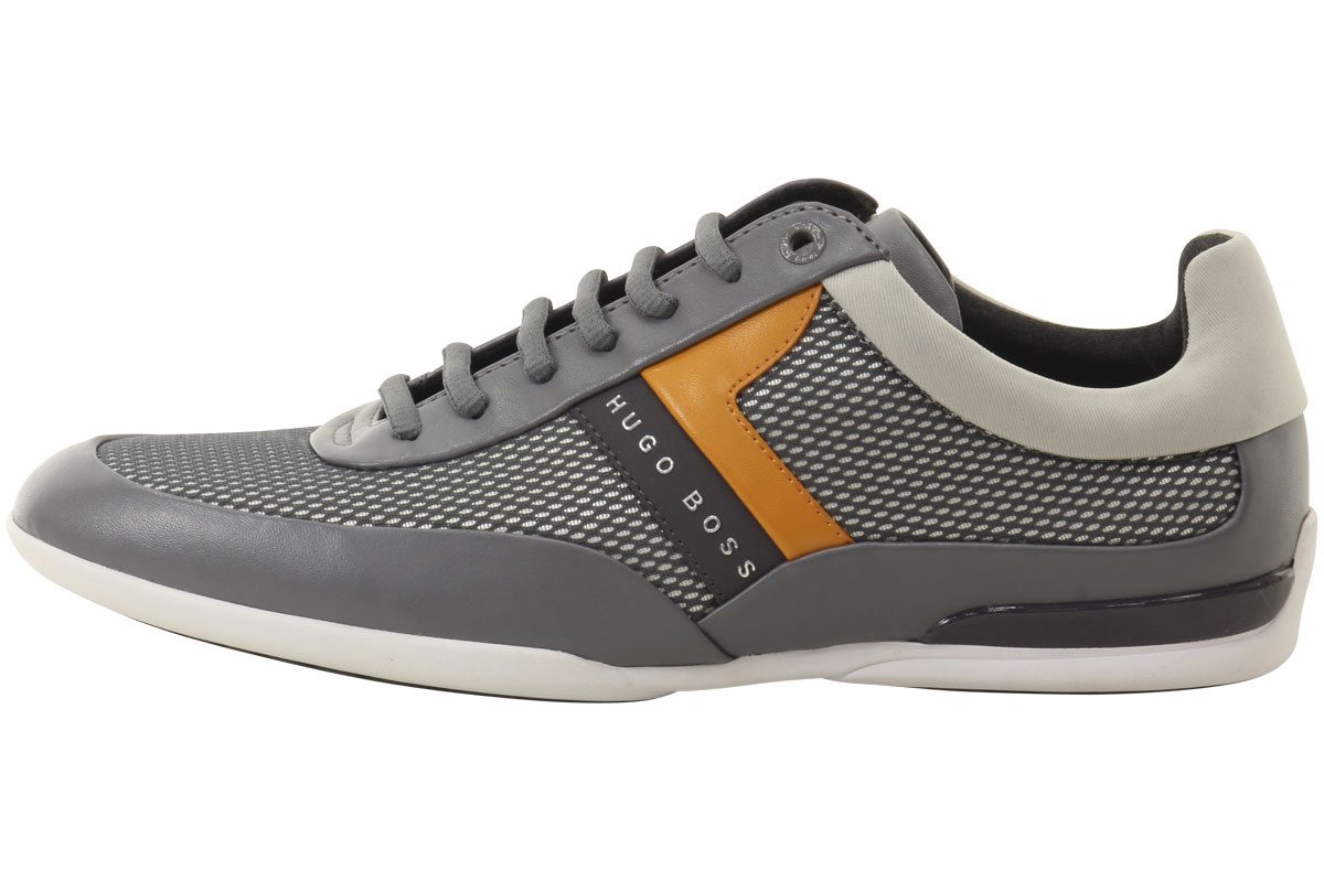 Hugo-Boss-Men-039-s-Space-Mesh-Sneakers-Shoes thumbnail 10