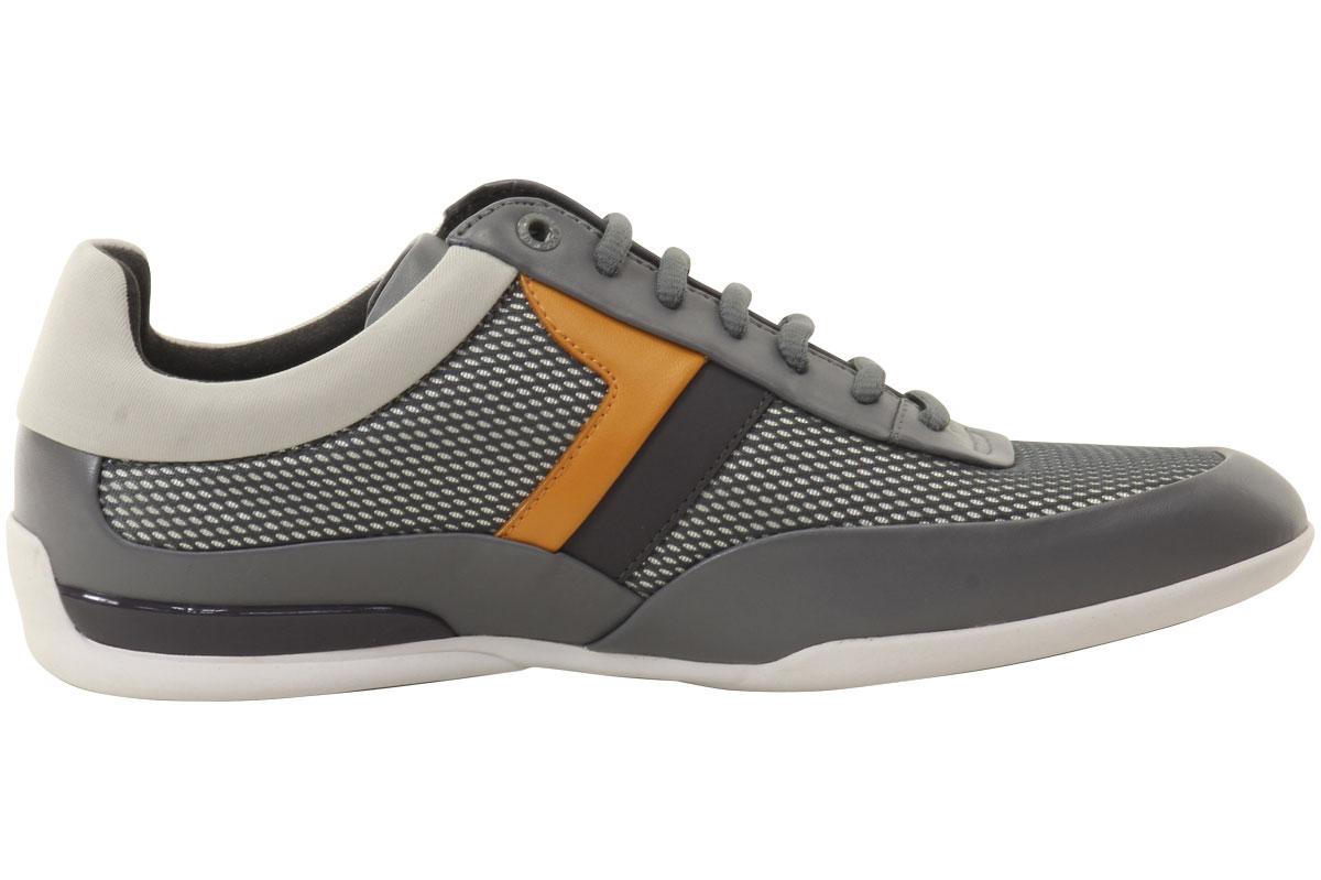 Hugo-Boss-Men-039-s-Space-Mesh-Sneakers-Shoes thumbnail 12