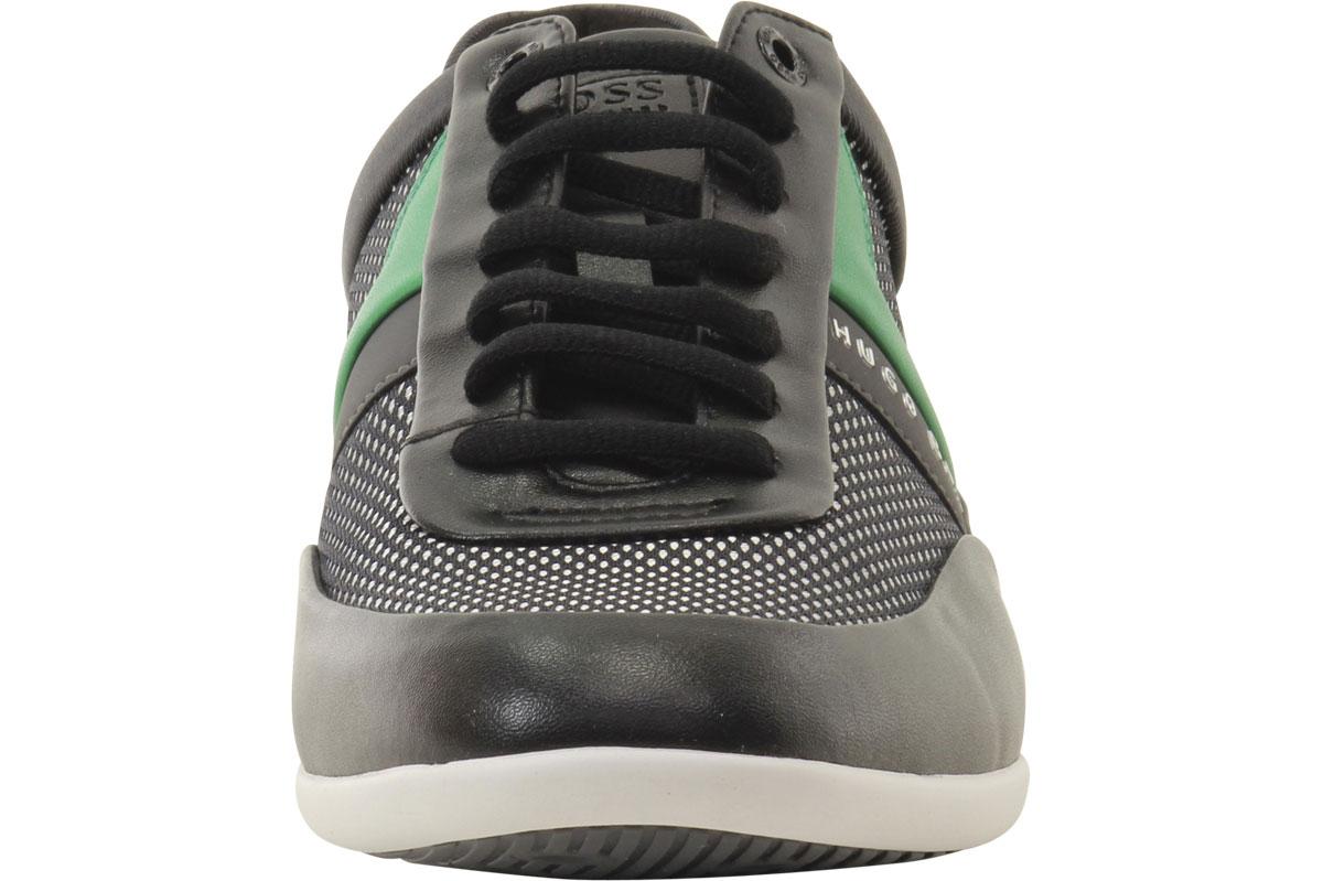 Hugo-Boss-Men-039-s-Space-Mesh-Sneakers-Shoes thumbnail 16