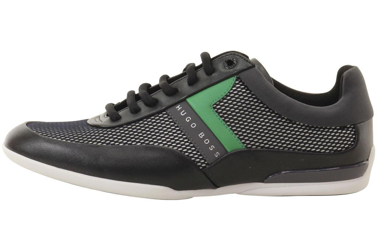 Hugo-Boss-Men-039-s-Space-Mesh-Sneakers-Shoes thumbnail 17