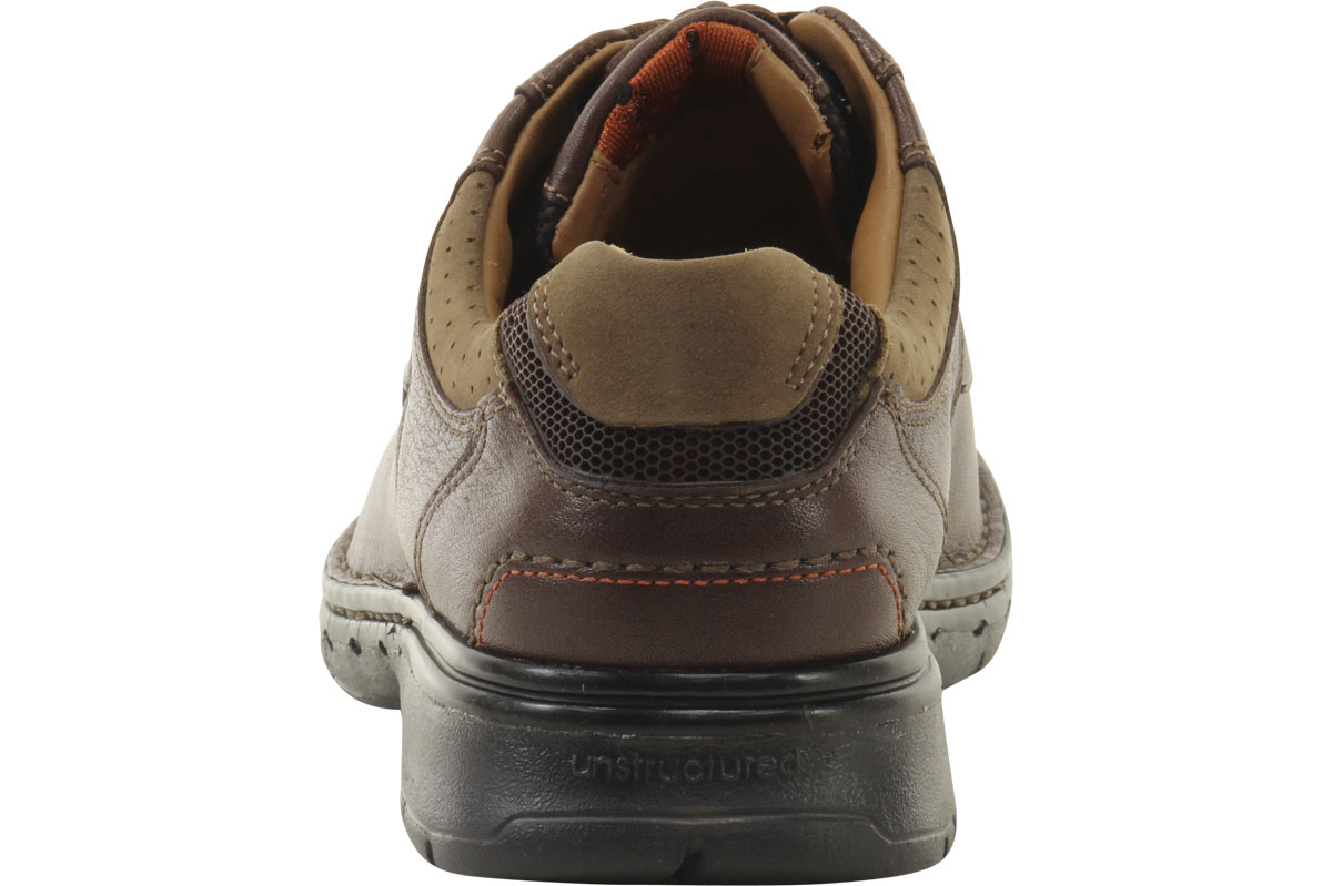 Clarks-Unstructured-Men-039-s-Un-Ravel-Oxfords-