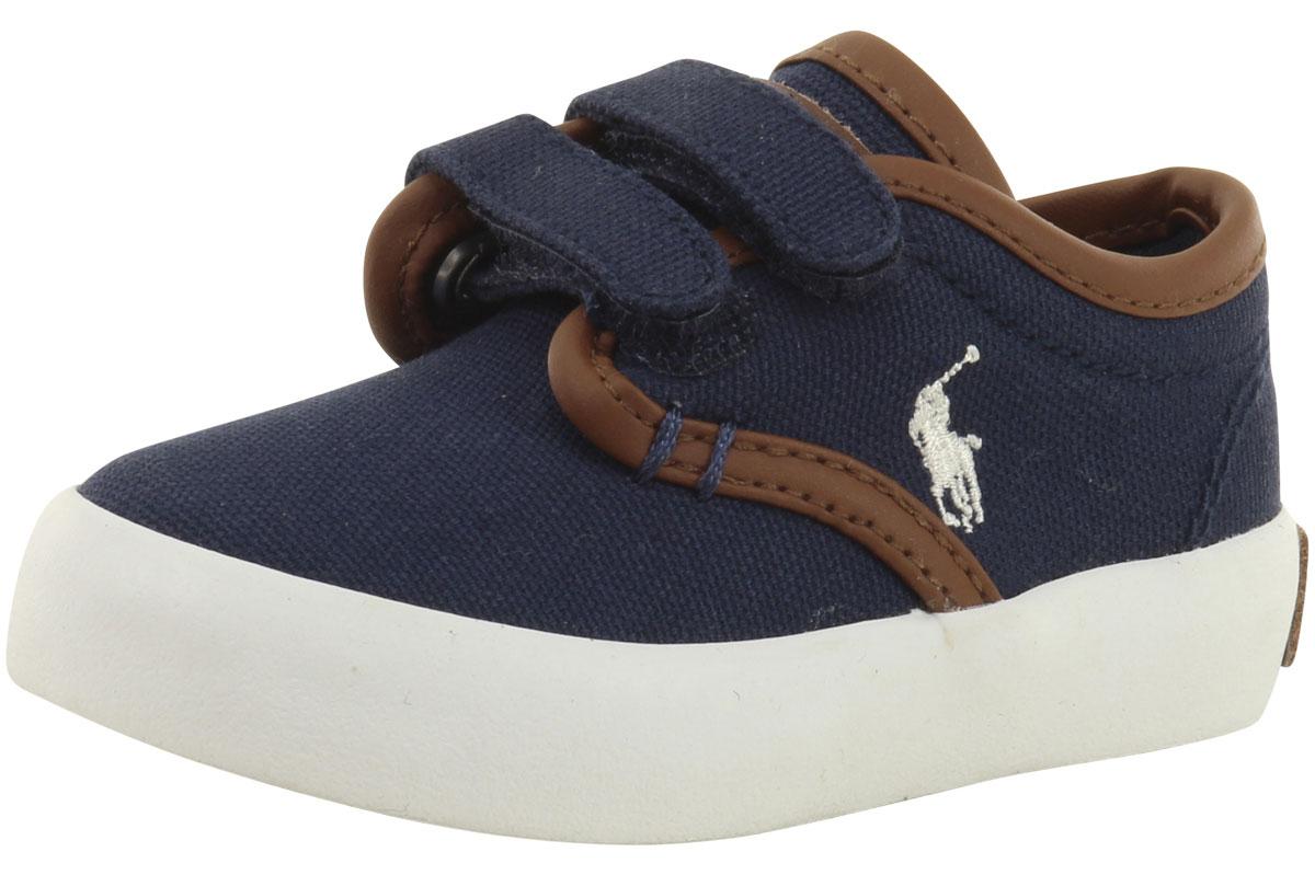 51c9b76b612 Polo Ralph Lauren Toddler Boy s Waylon EZ Sneakers Shoes