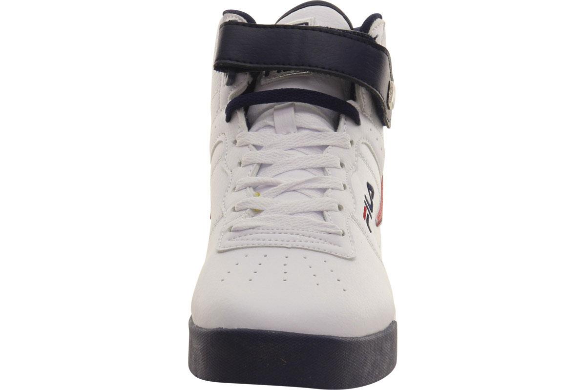 Fila-Men-039-s-Vulc-13-Mid-Plus-Sneakers-Shoes thumbnail 30