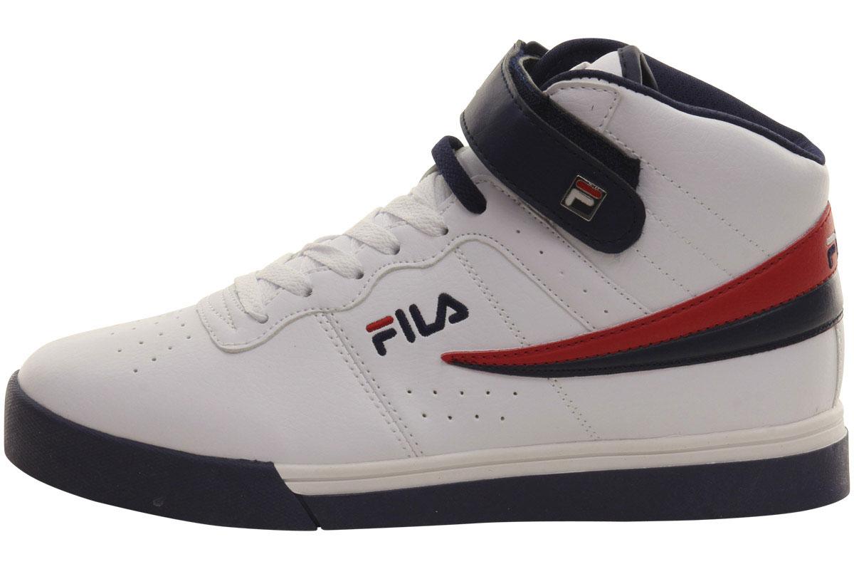 Fila-Men-039-s-Vulc-13-Mid-Plus-Sneakers-Shoes thumbnail 31