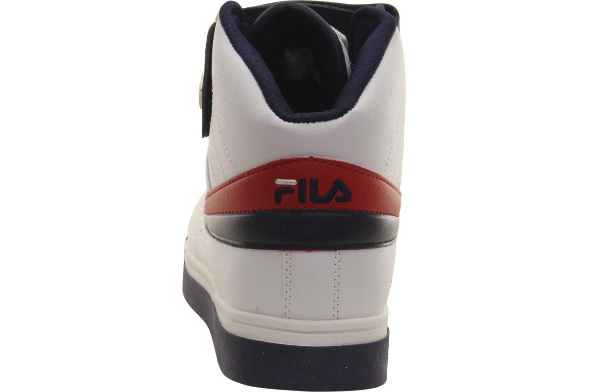 Fila-Men-039-s-Vulc-13-Mid-Plus-Sneakers-Shoes thumbnail 32