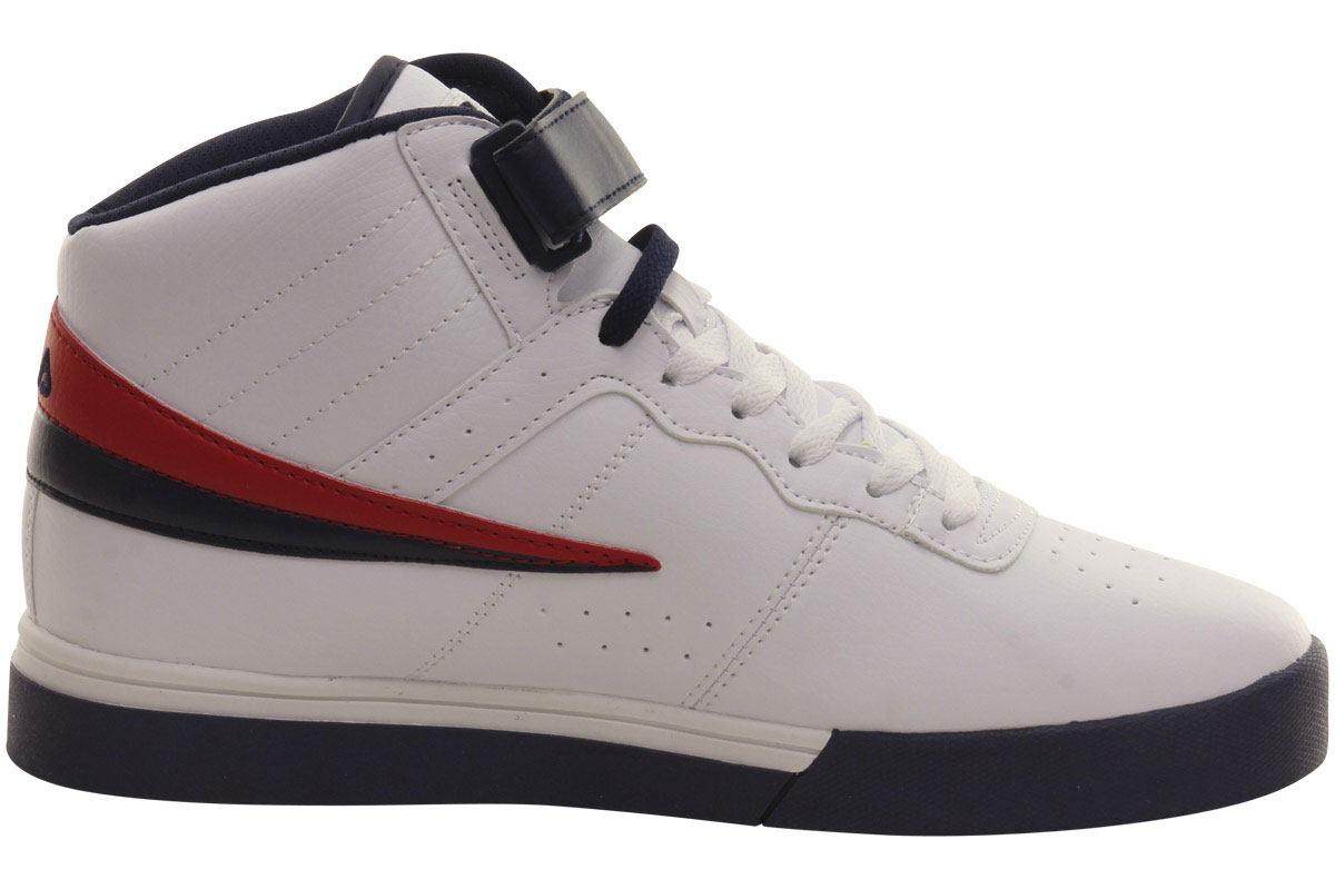 Fila-Men-039-s-Vulc-13-Mid-Plus-Sneakers-Shoes thumbnail 33