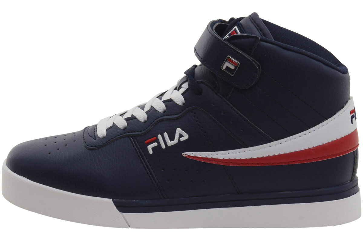 Fila-Men-039-s-Vulc-13-Mid-Plus-Sneakers-Shoes thumbnail 17