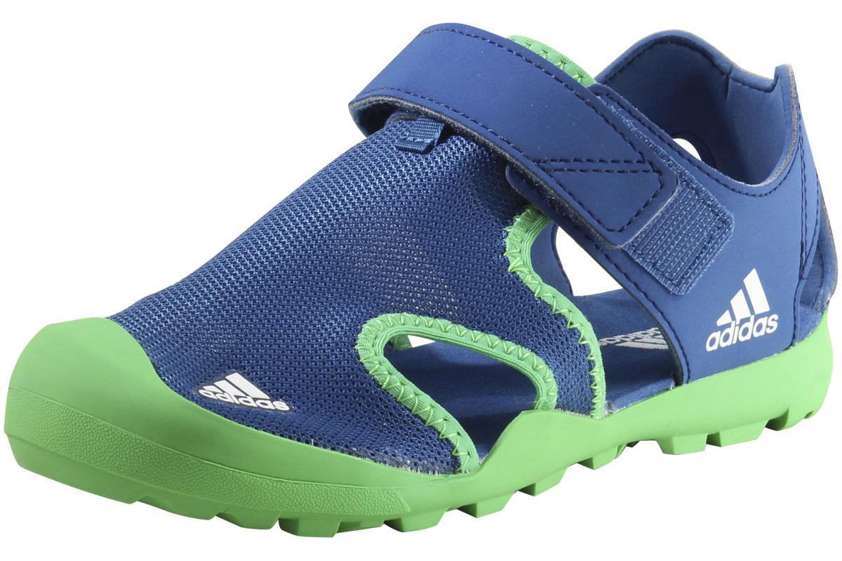 32a3e825814b Adidas Little Big Boy s Captain Toey Sandals Water Shoes