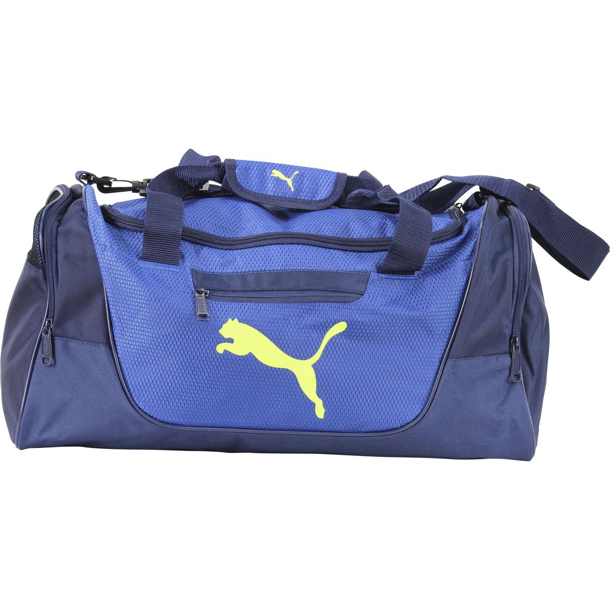 13f7d5743e Puma Men s Evercat Contender Navy Athletic Duffel Bag 888394179850 ...
