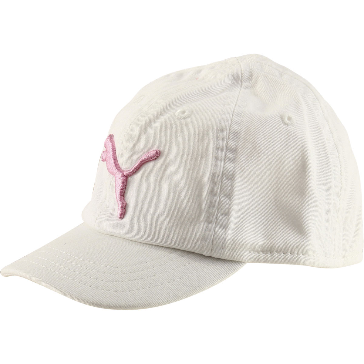 Puma Infant Girl s Evercat Podium Cotton Baseball Cap Hat  311d5dd921c