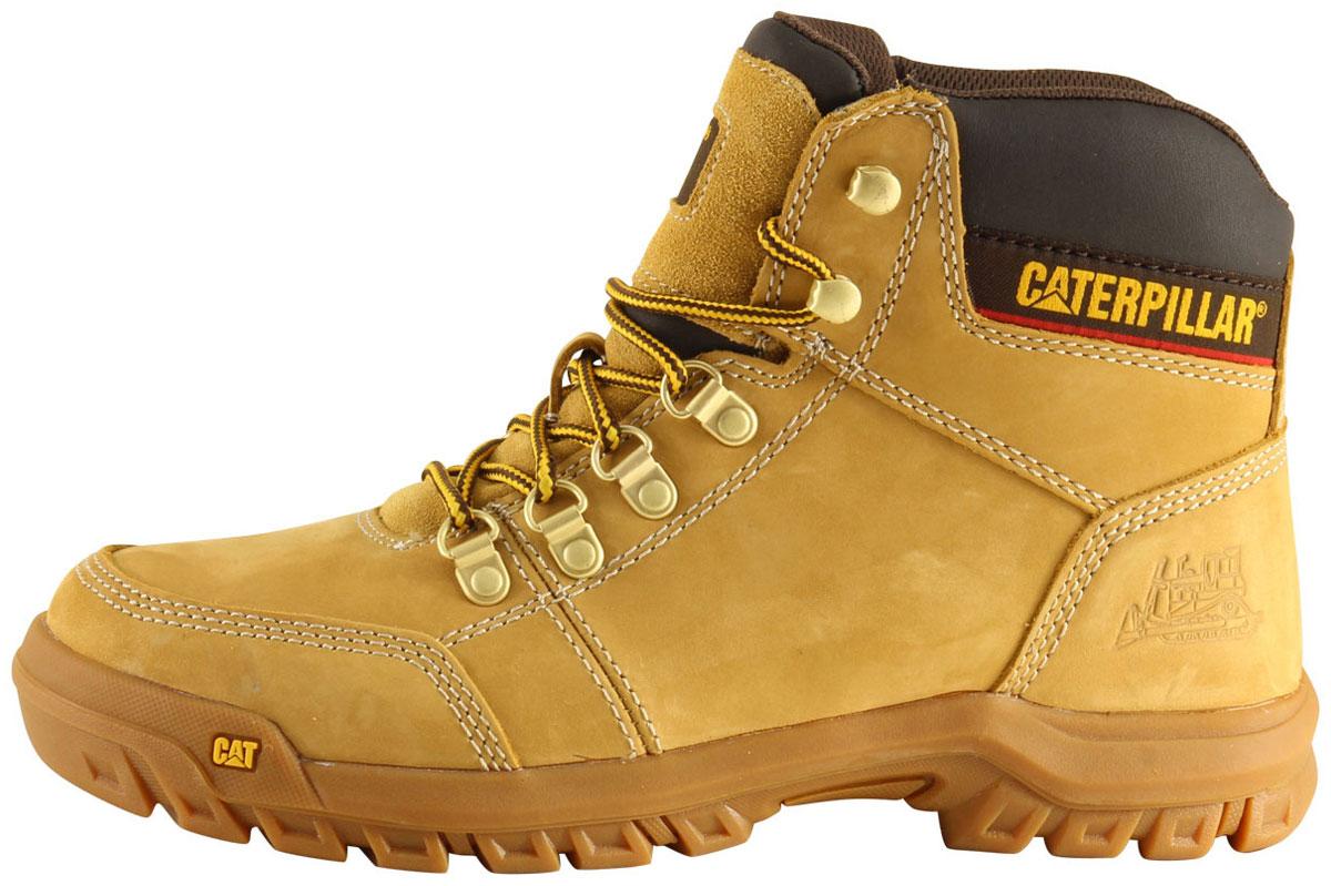fefa6231c0f Details about Caterpillar Men's Outline Slip Resistant Work Boots Shoes