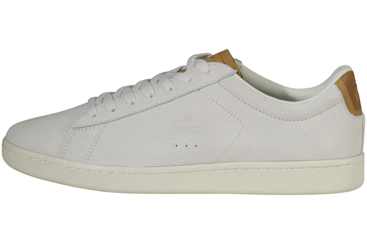 37a3a3ef6 Lacoste Men s Carnaby-Evo-317 Sneakers Shoes