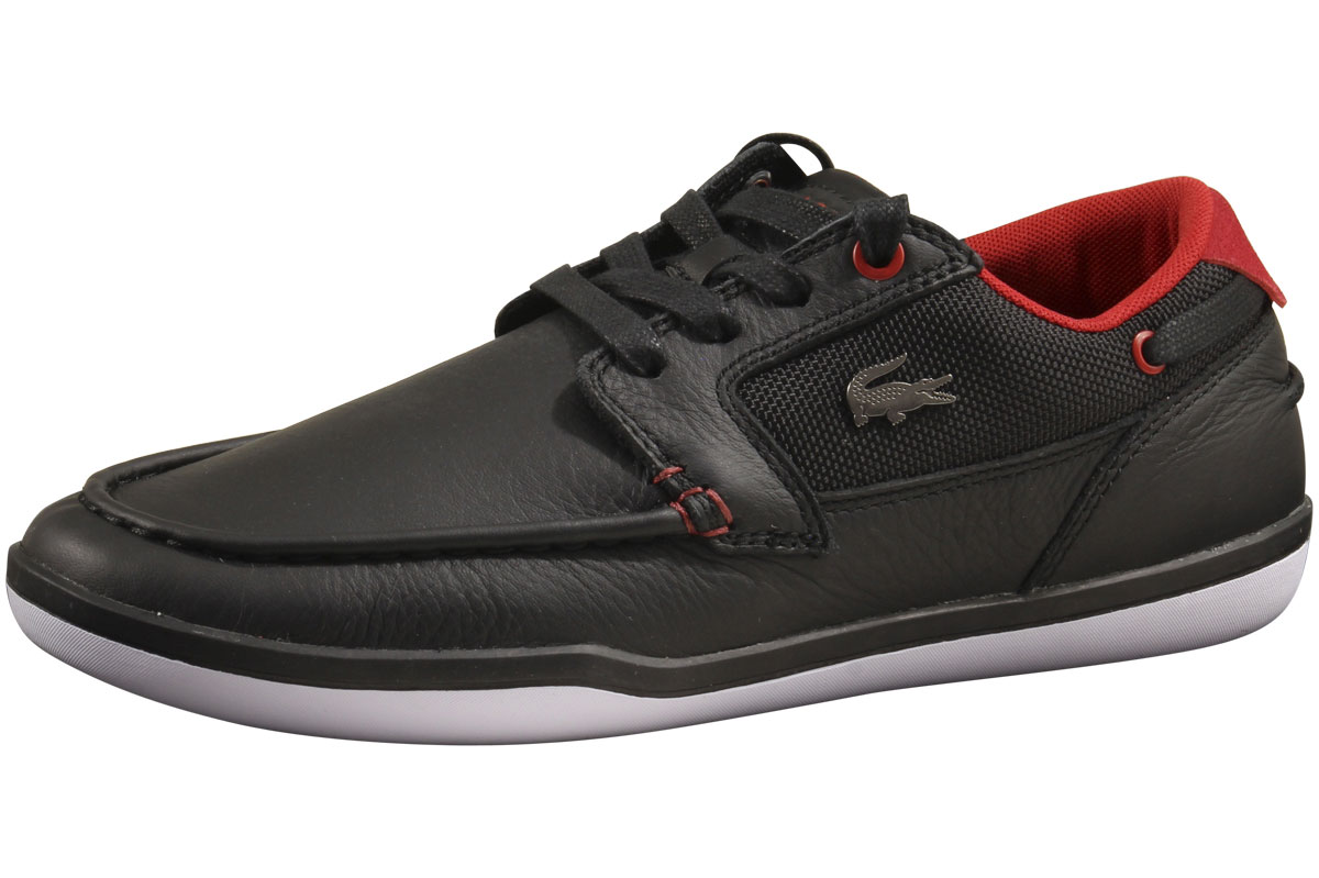 91e1e62119eb Lacoste Men s Deck-Minimal-317 Sneakers Shoes