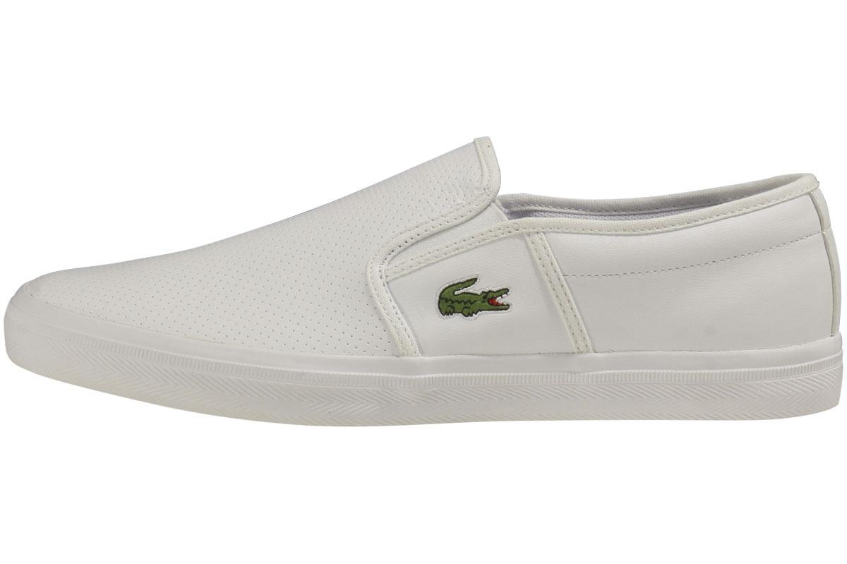 a7532738a4336 Lacoste Men s Gazon-BL-1 Loafers Shoes