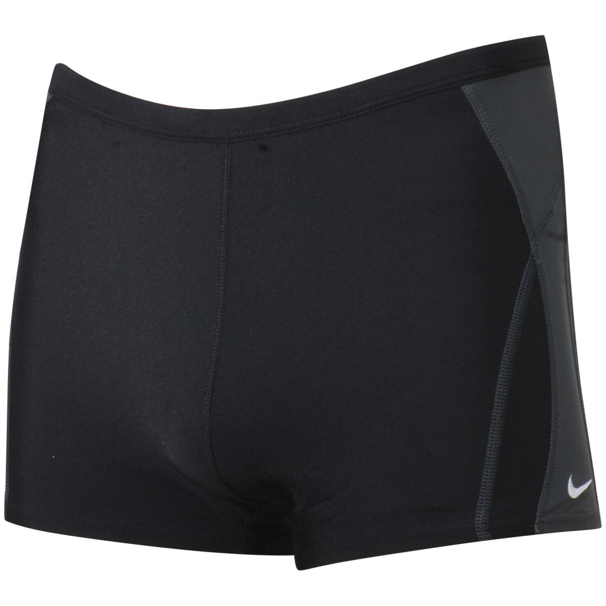 d8ef85c5d5 Nike Men's Poly Core Solids Square Leg Performance Swimwear   eBay