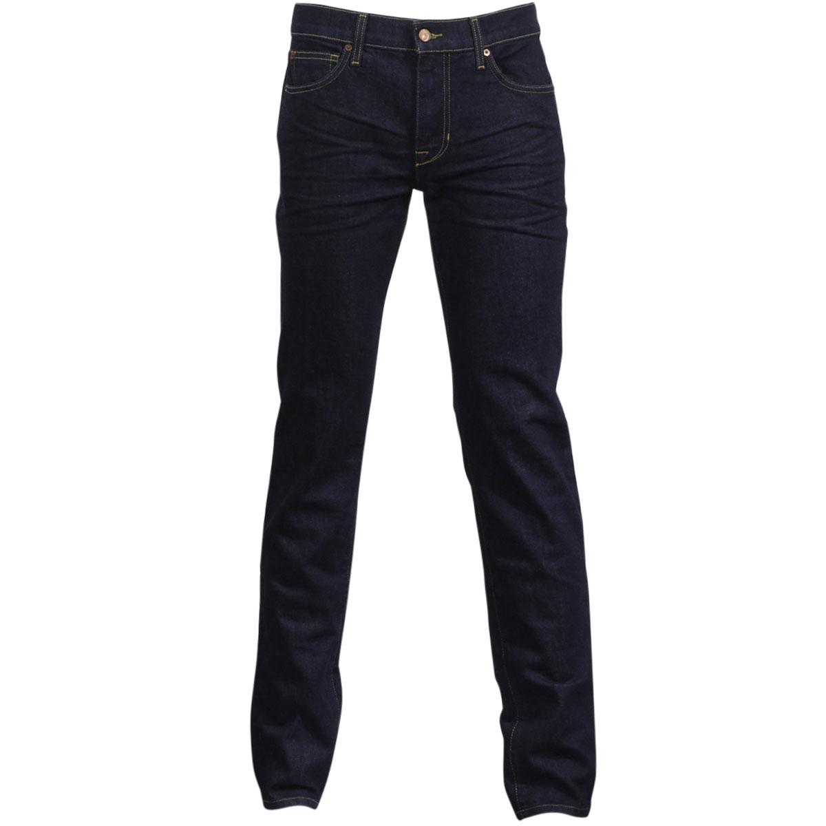 Joe/'s The Brixton Straight /& Narrow Jeans Peacoat NWT $179