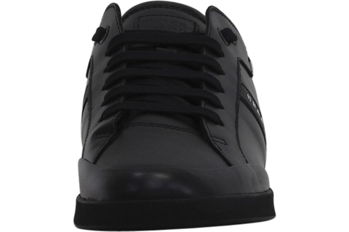Hugo-Boss-Men-039-s-Shuttle-Low-Top-Trainers-Sneakers-Shoes thumbnail 9