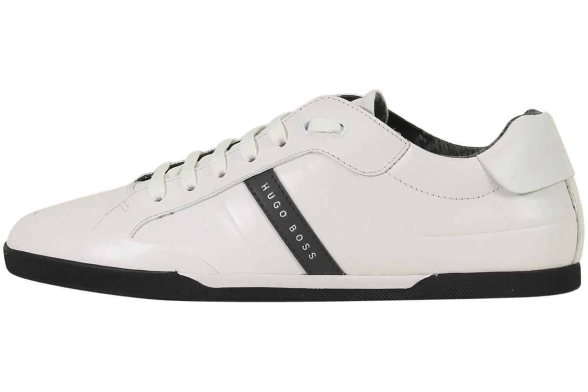Hugo-Boss-Men-039-s-Shuttle-Low-Top-Trainers-Sneakers-Shoes thumbnail 17