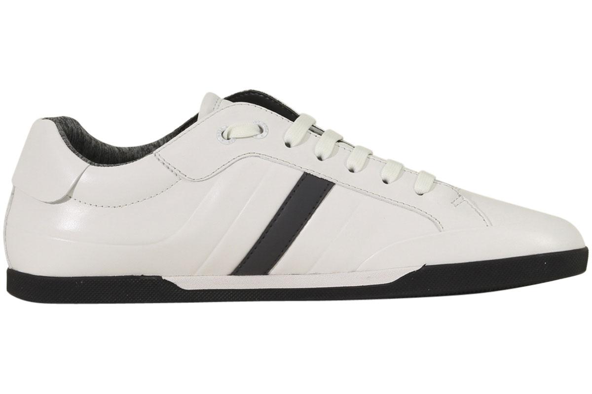 Hugo-Boss-Men-039-s-Shuttle-Low-Top-Trainers-Sneakers-Shoes thumbnail 19