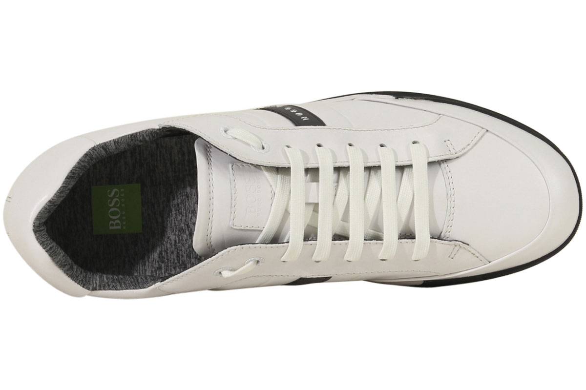 Hugo-Boss-Men-039-s-Shuttle-Low-Top-Trainers-Sneakers-Shoes thumbnail 20