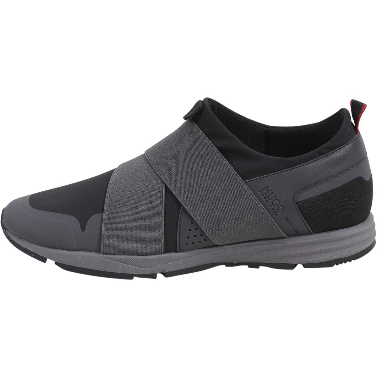 71f00ced97a Hugo Boss Men s Hybrid Slip-On Running Sneakers Shoes